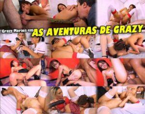 As Aventuras De Grazy - Filme Sexo Brasileiro