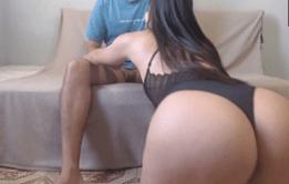 Jogo sacanagem com esposa