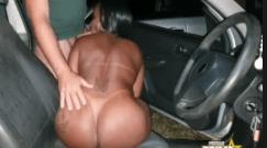 Orgia com negra gostosa
